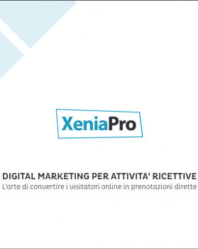 Ebook Digital Marketing per attività ricettive